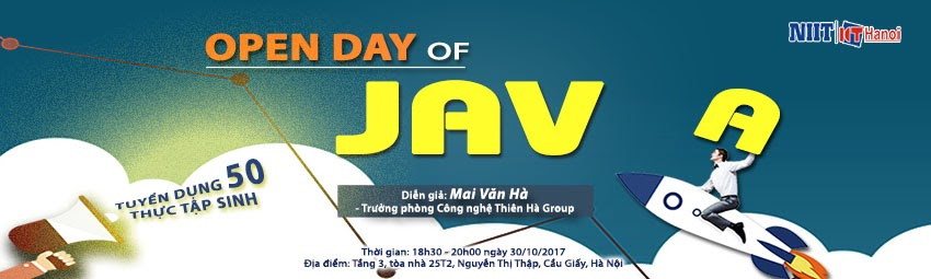 open day of java