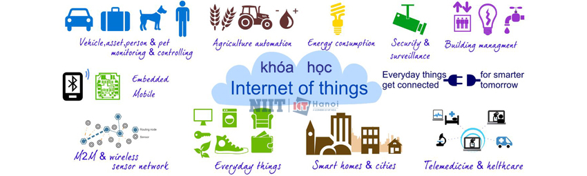 Khóa học internet of things